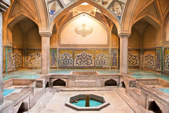 Banho Turco na Turquia - Motivos para visitar a Turquia no inverno