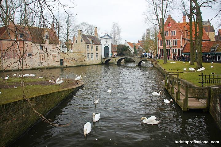 Como chegar a Bruges - Dicas de Bruges: o que fazer, como chegar, onde ficar