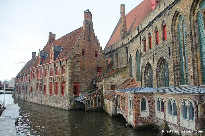 Dicas de viagem para Bruges - Dicas de Bruges: o que fazer, como chegar, onde ficar
