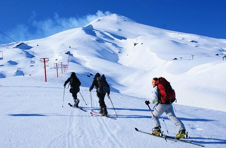 Esqui em Pucon Chile - O que fazer em Pucón, Chile