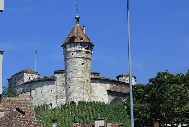 o que ver em Schaffhausen na Suíça