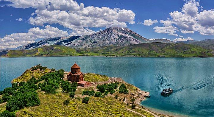 Lago da Turquia - Motivos para visitar a Turquia no inverno
