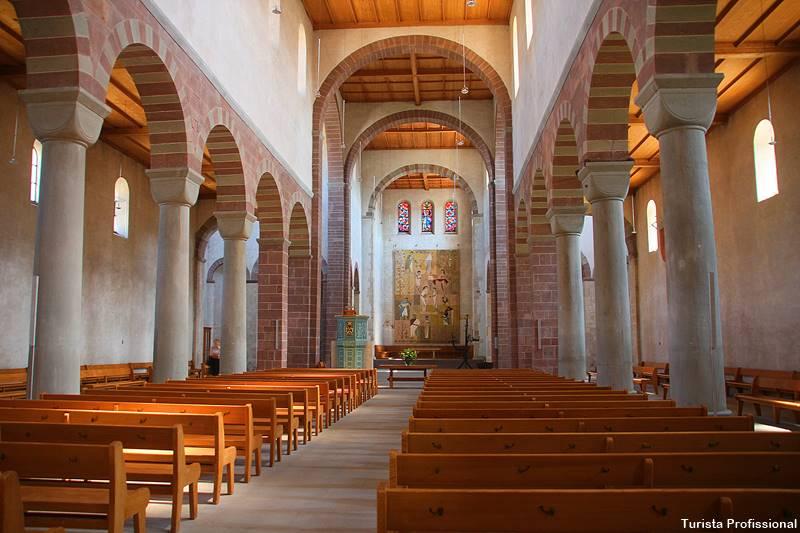 mosteiro em shaffhausen suíça