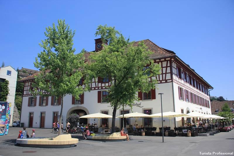 Schaffhausen na suica - Cataratas do Reno e o que fazer em Schaffhausen, na Suíça