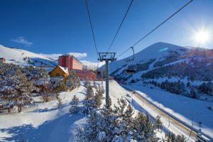 Estações de esqui na Turquia