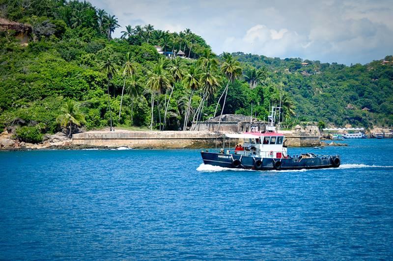 barco para morro de sao paulo - Como chegar a Morro de São Paulo
