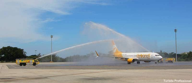 batismo aviao flybondi - Flybondi: voo do Brasil para Argentina mais barato!