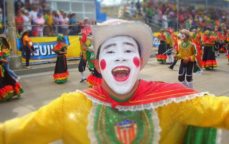 carnaval de barranquilla colombia - Países que não precisam de passaporte: viagens internacionais mais fáceis de fazer