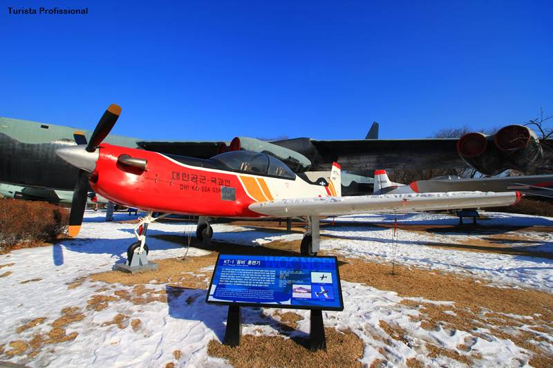 museu de guerra de Seul