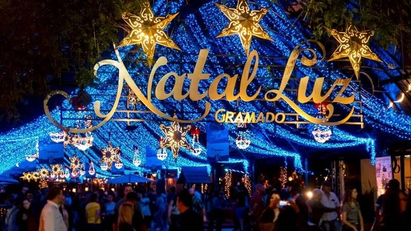Natal Luz em Gramado quando é