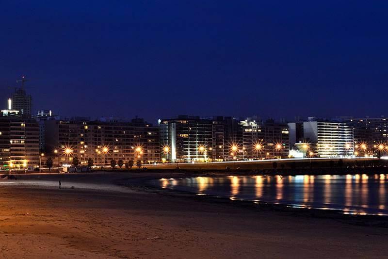 praia de pocitos Montevideo - O que fazer em Montevideo à noite