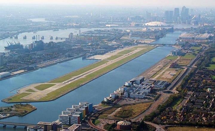 Aeroporto London City - Aeroportos de Londres: como chegar ao centro