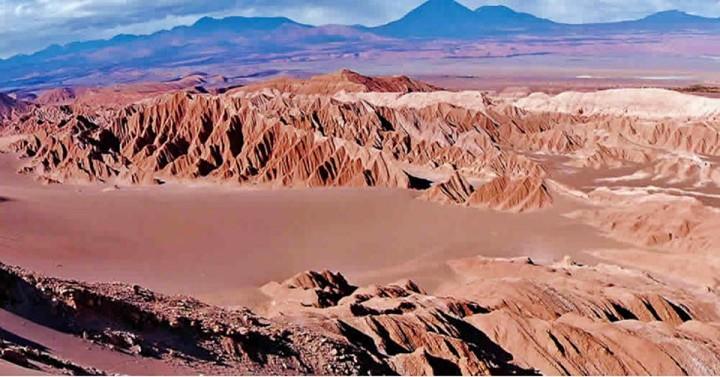Deserto do Atacama - Viagem para o Chile: guia completo!