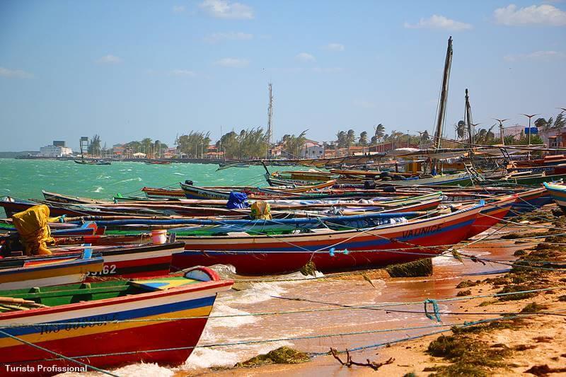 barco de pescadores no ceara - Rota das Emoções: roteiro completo de uma viagem dos sonhos