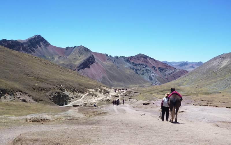 como chegar a montanha colorida no peru - Rainbow Mountain, a Montanha Colorida no Peru