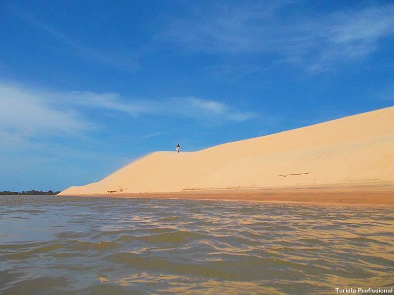 delta do parnaiba pi - Delta do Parnaíba: passeio de barco e revoada dos guarás