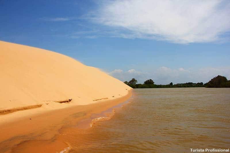 duna delta do parnaiba - Rota das Emoções: roteiro completo de uma viagem dos sonhos