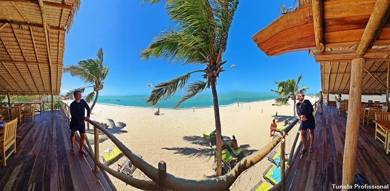 restaurante em frente a praia de barra grande - Rota das Emoções: roteiro completo de uma viagem dos sonhos