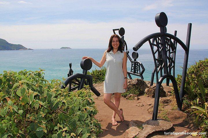 Praia do Santinho em Floripa - As melhores praias de Florianópolis