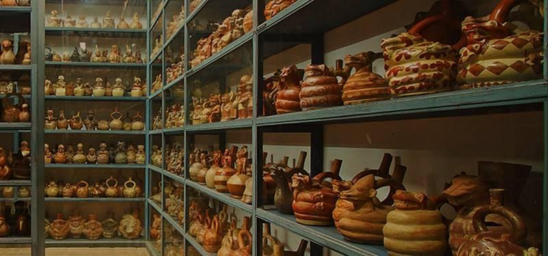 Quais são os museus de Lima