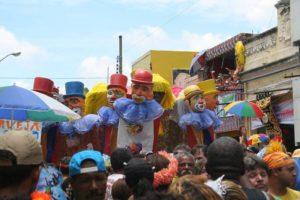 carnaval de recife galo da madrugada