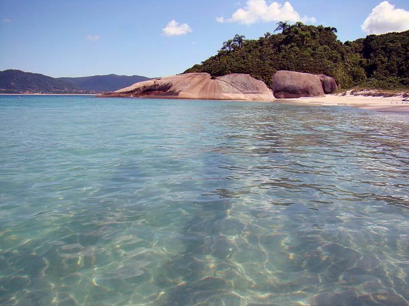 ilha do campeche florianopolis - As melhores praias de Florianópolis