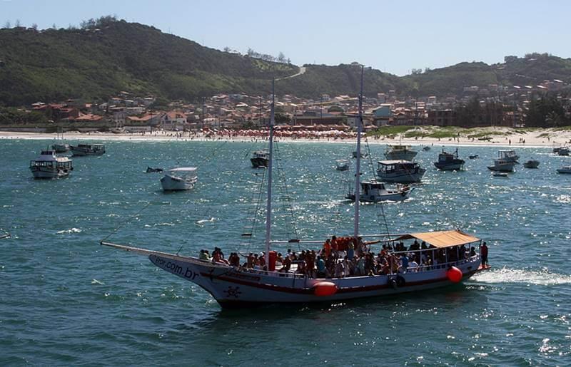 passeio de barco em arraial do cabo - Viagem para Arraial do Cabo: tudo o que você precisa saber!