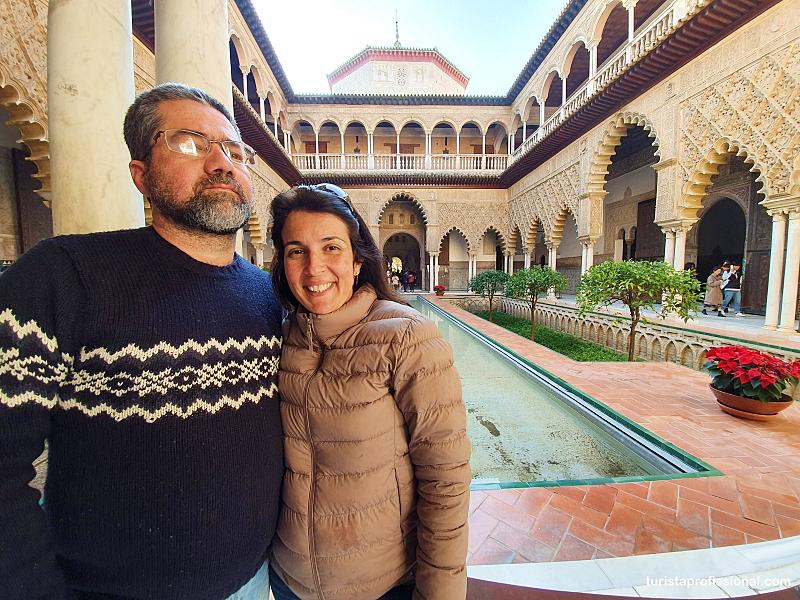 Alcazar de Sevilha - O que fazer em Sevilha: principais pontos turísticos