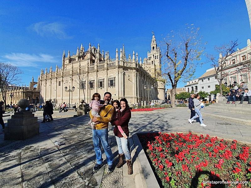 Catedral de Sevilha - Cidades da Espanha: 15 destinos para se apaixonar!