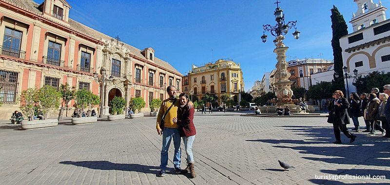 Centro Antigo de Sevilha - O que fazer em Sevilha: principais pontos turísticos