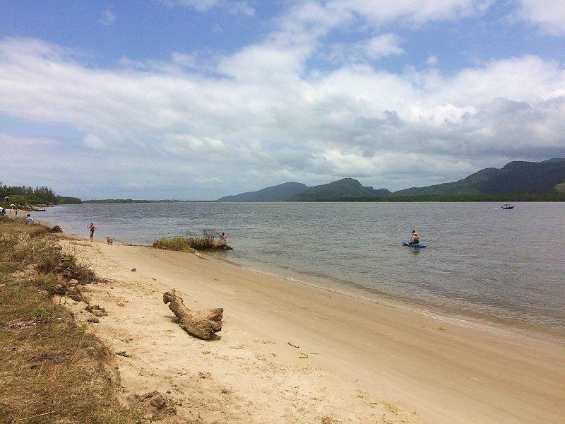 Prainha Mar Pequeno em ilha Comprida SP - Ilha Comprida: o que fazer em um dos litorais mais bem preservados de São Paulo!