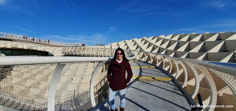 Setas de Sevilha - O que fazer em Sevilha: principais pontos turísticos