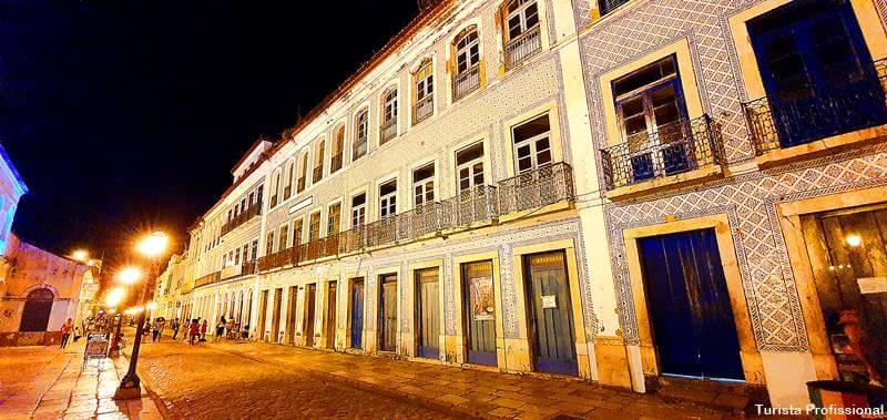 casaroes portugueses - Roteiro pelo Centro Histórico de São Luís do Maranhão