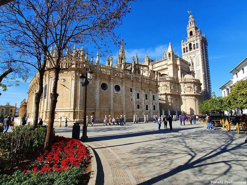 catedral de sevilha 1 - O que fazer em Sevilha: principais pontos turísticos