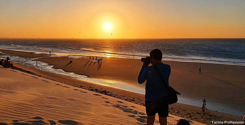 duna do por do sol jeri - Viagem para Jericoacoara: tudo o que você precisa saber!