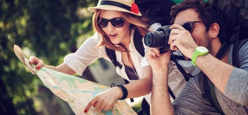 mapa de viagem - Guia de Viagem: porque tenho que viajar com um?