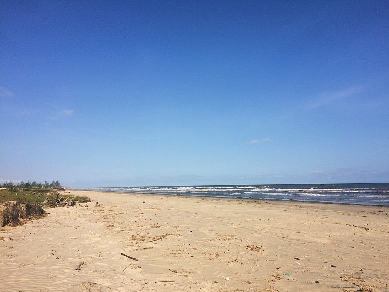 praia norte Ilha Comprida SP - Ilha Comprida: o que fazer em um dos litorais mais bem preservados de São Paulo!