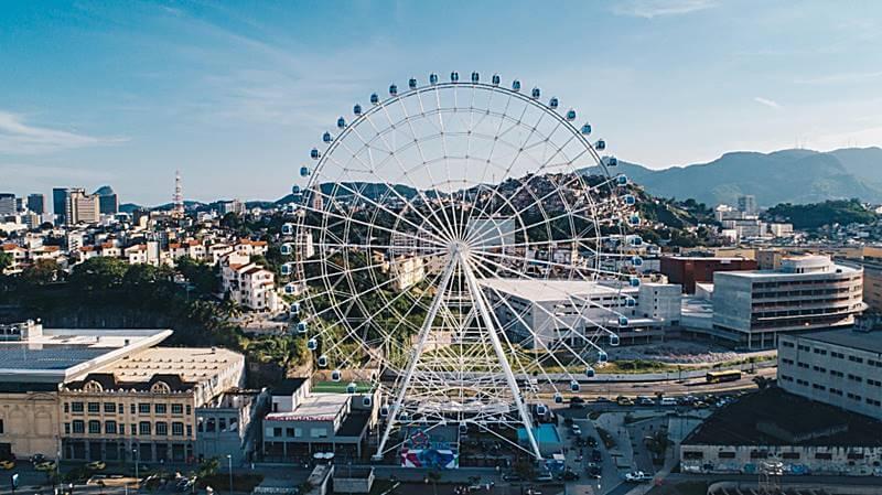 rio star - Rio Star: Roda Gigante no Rio de Janeiro