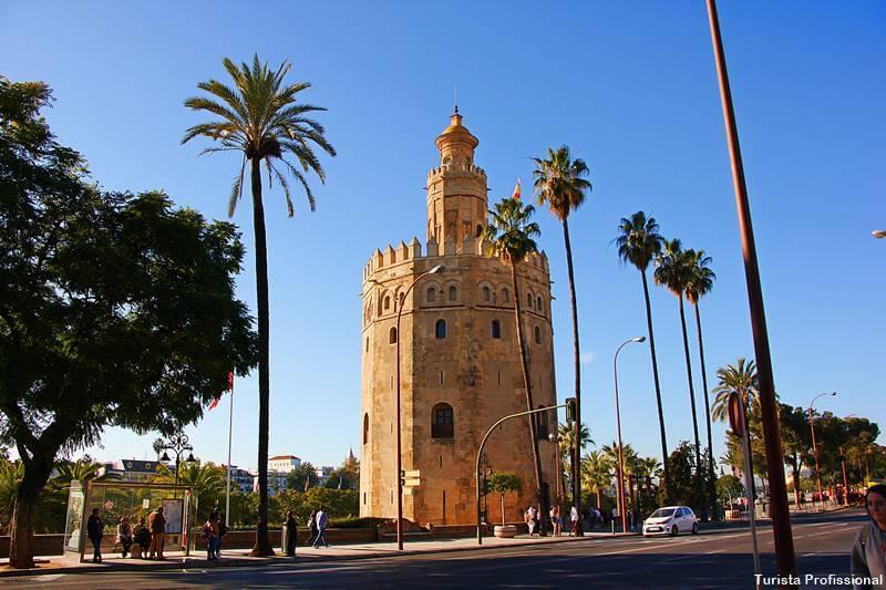 torre del oro sevilha - O que fazer em Sevilha: principais pontos turísticos