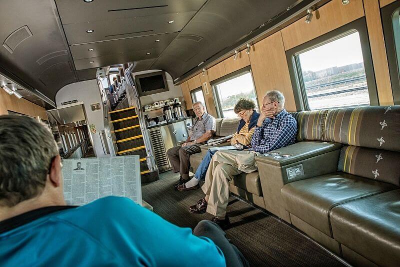 Bullet Lounge The Canadian - The Canadian: dicas práticas para cruzar o Canadá de trem
