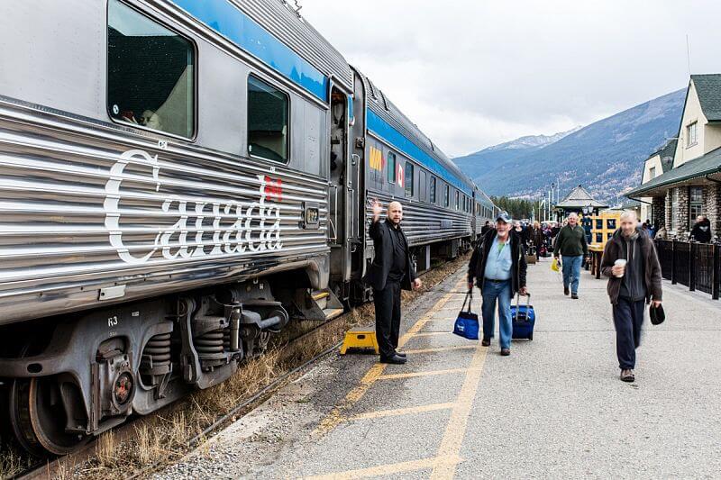 Embarque no The Canadian viagem de trem pelo Canada - The Canadian: dicas práticas para cruzar o Canadá de trem