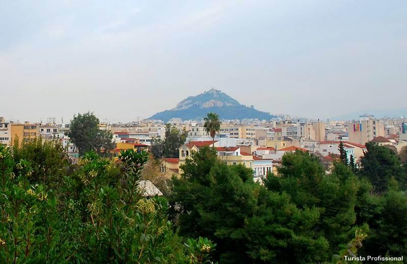 Monte Licabeto Atenas - O que fazer em Atenas, principais pontos turísticos