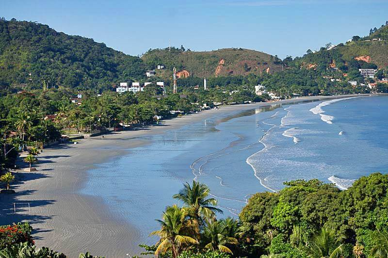 Praia da enseada ubatuba - Ubatuba praias: você vai se impressionar!