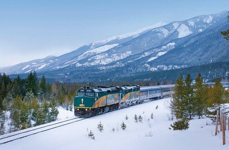 The Canadian viagem de trem pelo Canada no inverno - The Canadian: dicas práticas para cruzar o Canadá de trem
