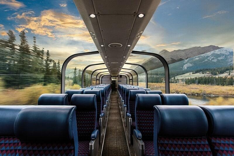 The Canadian viagem de trem pelo Canada - The Canadian: dicas práticas para cruzar o Canadá de trem