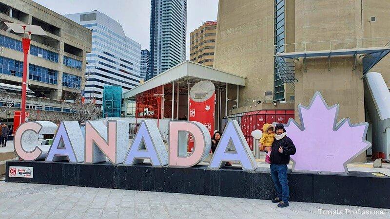 Toronto no inverno - The Canadian: dicas práticas para cruzar o Canadá de trem