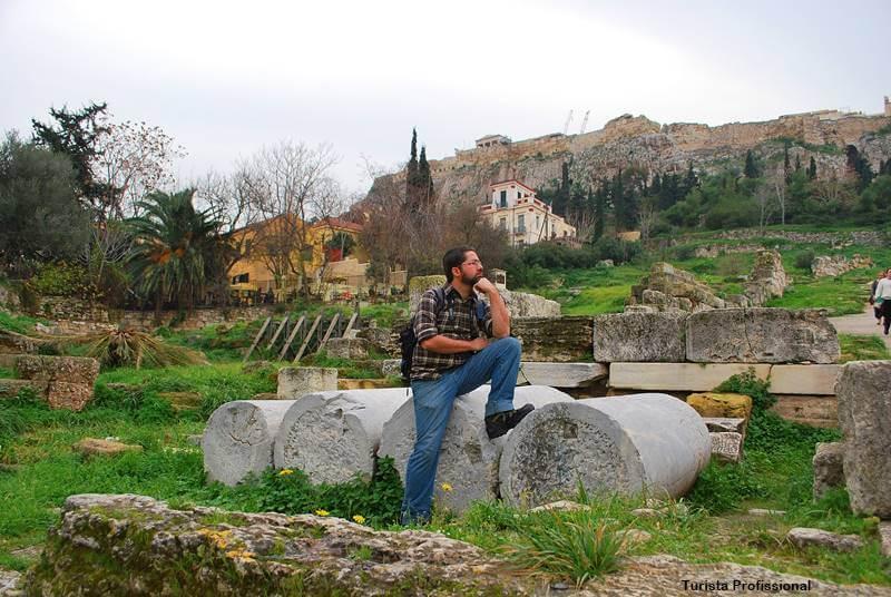 agora antiga atenas - Cidade de Atenas: dicas de viagem