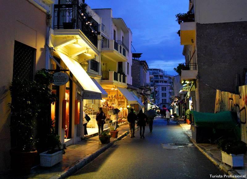 bairros de atenas plaka - O que fazer em Atenas, principais pontos turísticos