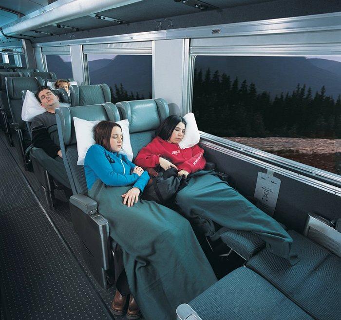 classe economica the canadian 2 - The Canadian: dicas práticas para cruzar o Canadá de trem