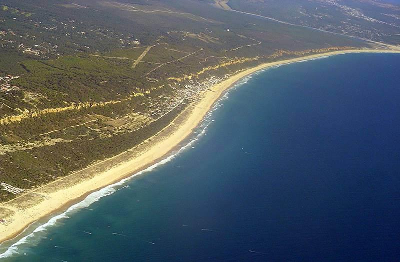 costa da caparica praia portugal - Almada, Portugal